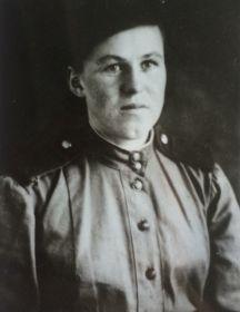 Фомина (Чернова) Евдокия Яковлевна