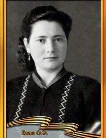 Баева Ольга Фёдоровна
