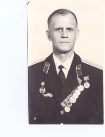 Антонов Михаил Петрович