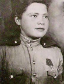 Киреева Агриппина Мелентьевна