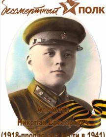 Алексеев Николай Елизарович