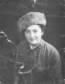 Менделеева Этя Борисовна