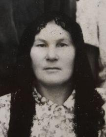 Звездинова Александра Ермолаевна