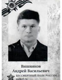 Вишняков Андрей Васильевич