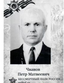 Чванов Петр Матвеевич