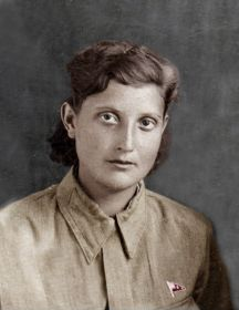 Донская (Лопарева) Ольга Андреевна