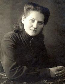 Овчинникова (Баушева) Алевтина Михайловна