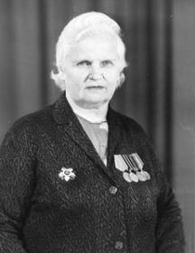 Григорьева Клавдия Лукинична