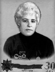 Елизарова Валентина Лаврентиевна