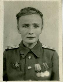 Мерзлякова Елизавета Степановна