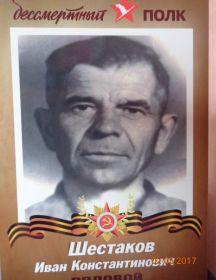 ШЕСТАКОВ ИВАН КОНСТАНТИНОВИЧ