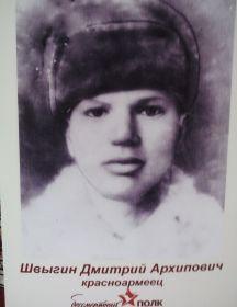Швыгин Дмитрий Архипович