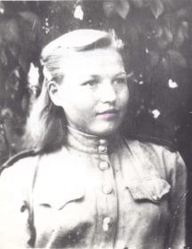 Сидорова Мария Тимофеевна