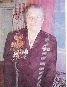 Набойщикова(Щербакова) Пелагея Андреевна