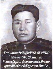 Чимитов Мунко