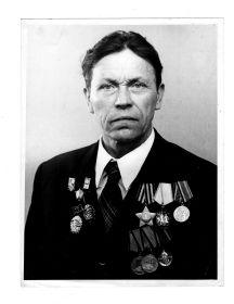 Салтыков Михаил Семёнович