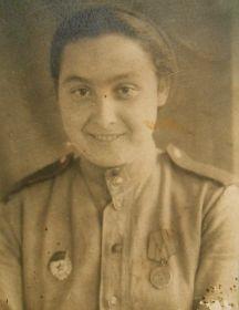 Климчук (Белякова) Нина Васильевна