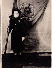 Садычко (Шихова) Мария Михайловна