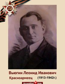 Вьюгин Леонид Иванович