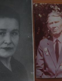 Долгих Матвей Васильевич, Долгих (Лето) Екатерина Ивановна