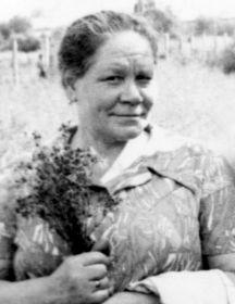 Мальковская (Пуканова) Анна Евстафьевна