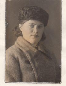 Панюшкина Анна Васильевна (после замужества - Батурина)