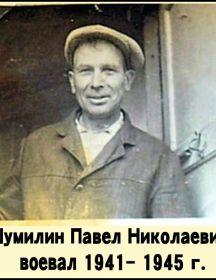 Шумилин Павел Николаевич