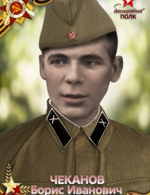 Чеканов Борис Иванович