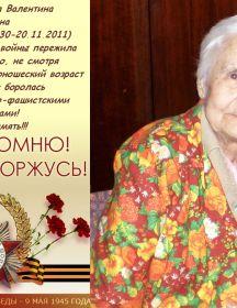 Башкатова(Дудник) Валентина