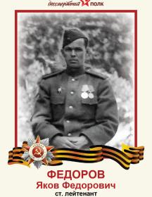 Федоров Яков Федорович