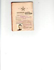 Чижевский Илья Григорьевич