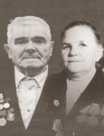 Слюсарь Раиса Ивановна и Владимир Дмитриевич