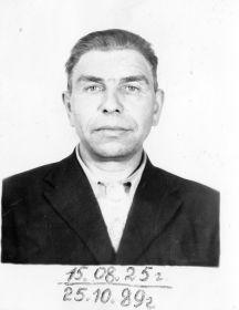Захаров Николай Сергеевич