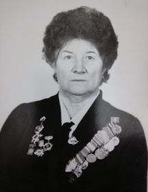 Машенцева (Сальникова) Галина Петровна