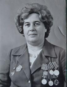 Белякова (Горева) Анна Ивановна