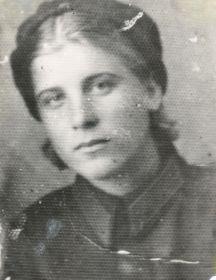 Евстигнеева (Баричева) Клавдия Степановна
