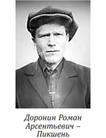 Доронин Роман Арсентьевич