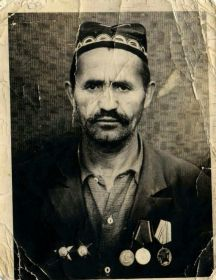 Ашуров Гафур
