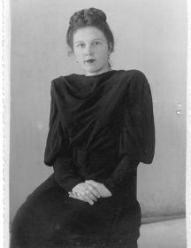 Большакова (Байбакова) Клара Викторовна