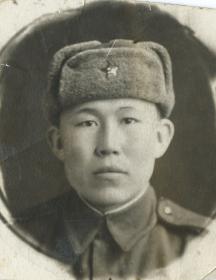 Токмагашев Григорий Васильевич