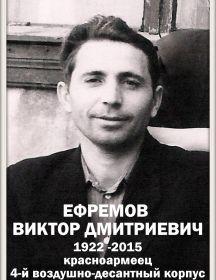 Ефремов Виктор Дмитриевич