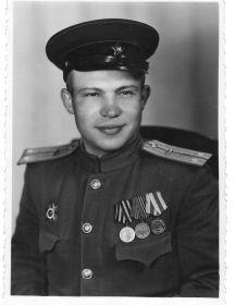 Парешин Иван Федорович