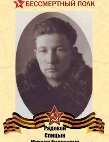 Спицын Михаил Андреевич