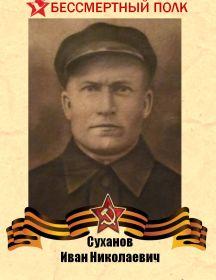 Суханов Иван Николаевич