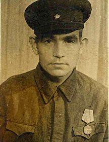 Якимов Фёдор Якимович