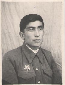 Джамалбаев Сагат