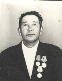 Кусаинов Калимжан Базилович