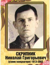 Скрипник Николай Григорьевич