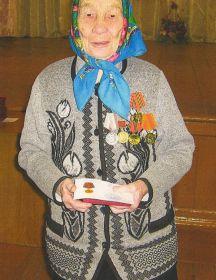 Филиппова (Аверкиева) Евдокия Николаевна
