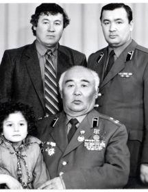 Бакаев Николай Чуюмбекович